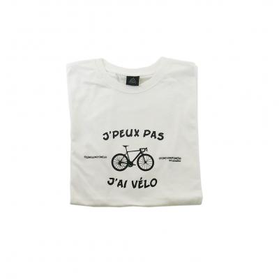 """T-Shirt """"J'Peux pas j'ai..."""