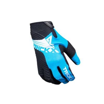 Gants TRICKX Bleu BMX