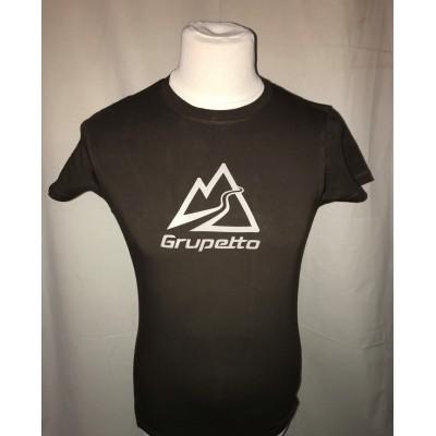 T-Shirt Grupetto Marron Enfant