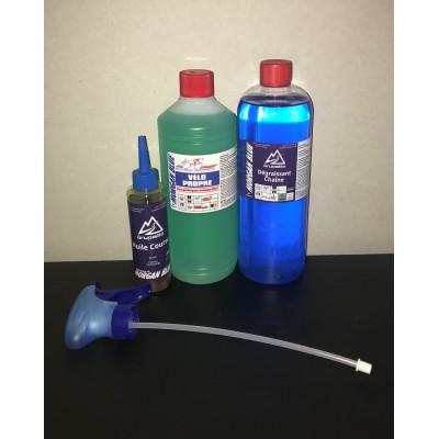 Kit Nettoyage MORGAN BLUE