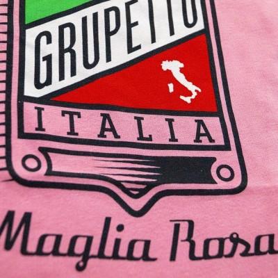 T-Shirt Maglia Rosa