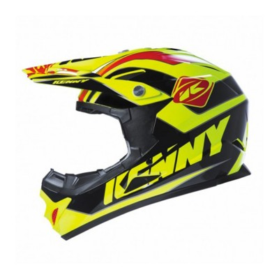 Casque KENNY ROCKET Jaune